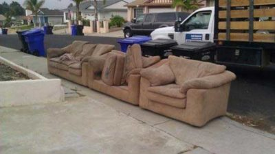 Time to Let Go, Let Us Pick Up that Old Sofa